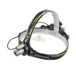 Налобный фонарик Bailong Police BL-6652