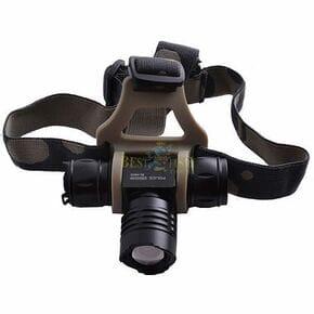Налобный фонарик Bailong Police BL-H820