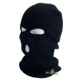 Шапка-маска Rope Black