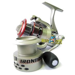 Катушка Bratfishing Ironbot FD 2000 7+1