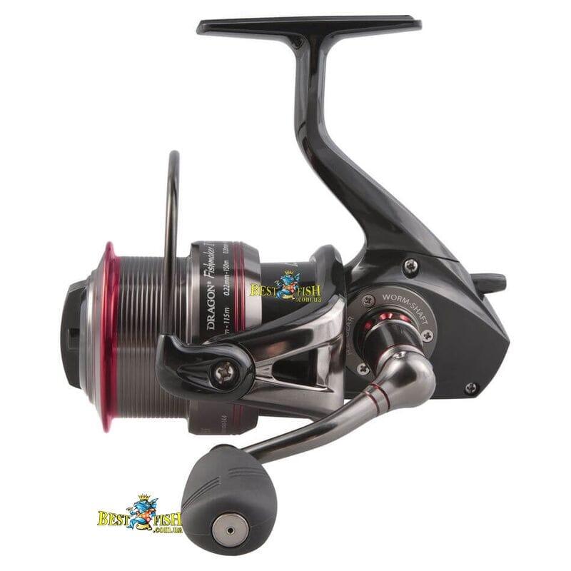 Безинерционная катушка Dragon Fishmaker FD 925i II