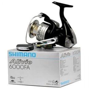 Катушка Shimano Alivio 6000 FA