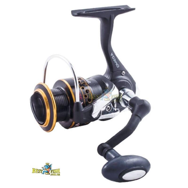 Катушка Bratfishing Omega black 4000 6+1