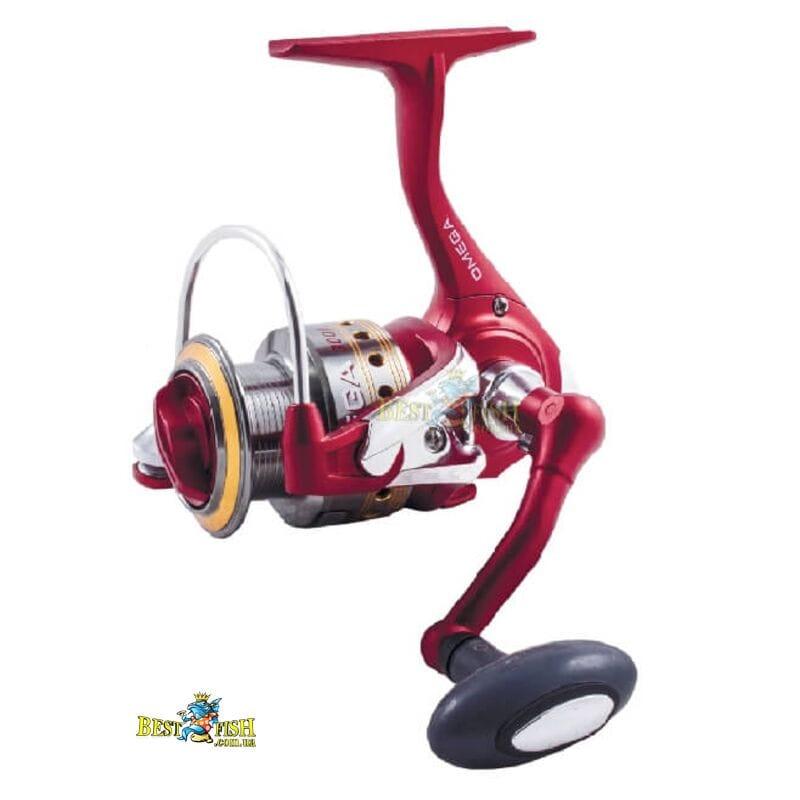 Катушка Bratfishing Omega red 5000 3+1