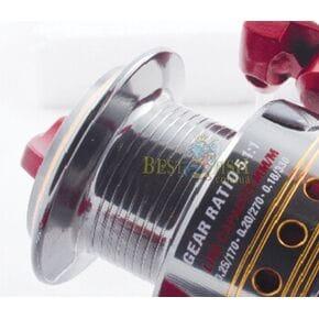 Катушка Bratfishing Omega red 4000 3+1