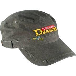 Кепка Dragon Брезент темно-серая
