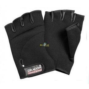 Перчатки Dragon неопреновые черные