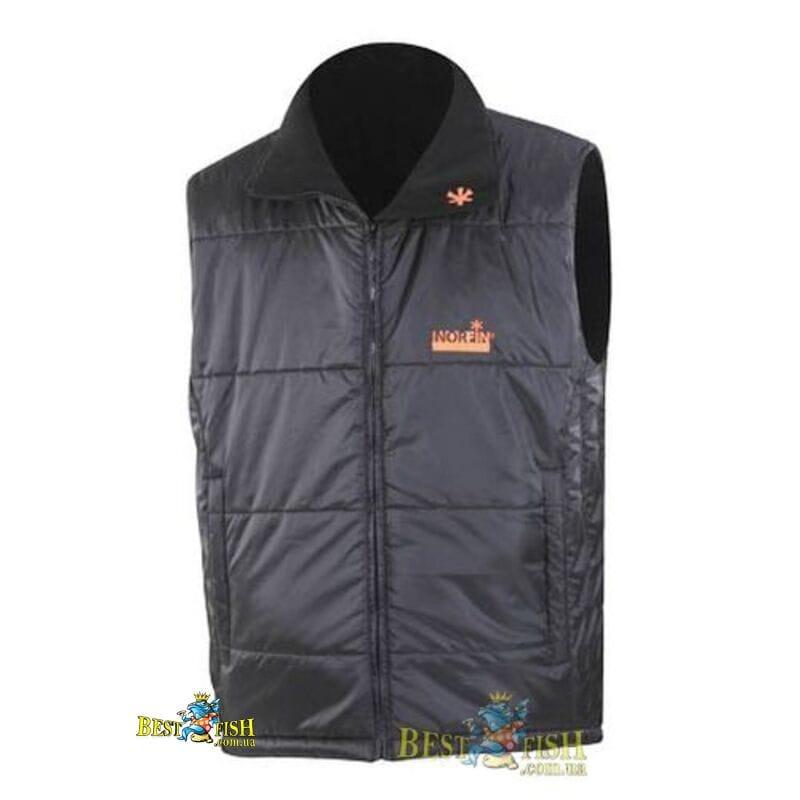 Безрукавка Norfin Vest черная