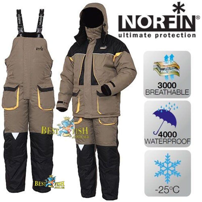 Зимний костюм  Norfin  ARCTIC new (-25°)