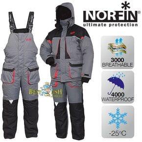 Зимний костюм  Norfin  ARCTIC RED new (-25°)