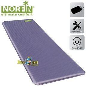 Коврик самонадувающийся Norfin ATLANTIC COMFORT NF 5,0 см