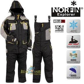 Костюм зимний Norfin EXPLORER (-40°C)