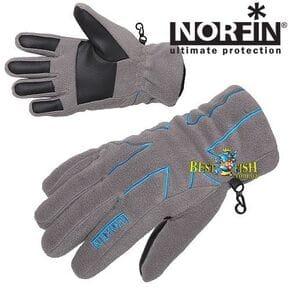 Перчатки женские Norfin Gray
