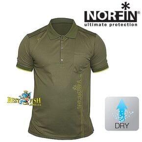 Рубашка поло Norfin GREEN
