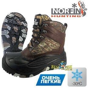 Ботинки зимние Norfin Hunting DISCOVERY