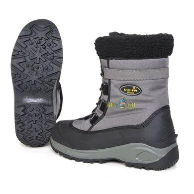 Ботинки зимние Norfin SNOW Grey (-20°)