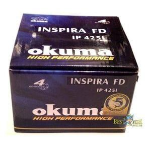 Катушка Okuma Inspira FD IP 425I