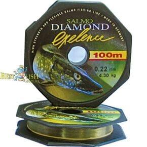 Леска монофильная Salmo Diamond EXELENCE 150/032
