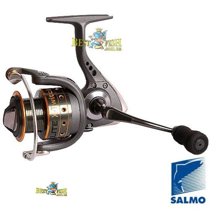 Безынерционная катушка Salmo ELITE X-TWITCH 8210FD