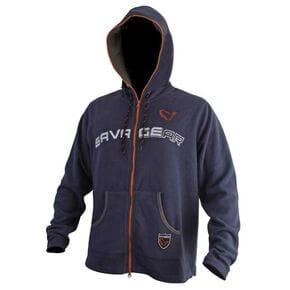 Куртка флисовая Savage Gear FLEECE HOODIE JACKETS