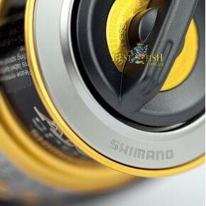 Безинерционная катушка Shimano Rarenium CI4 2500 FA