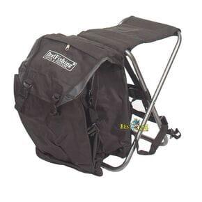 Стул-рюкзак Bratfishing камуфляжный