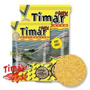 Прикормка TIMAR MIX СARP-KARASZ yellow желтый 1kg
