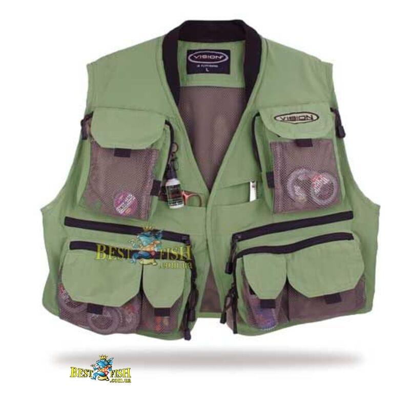 Жилет Caribou Vest Vision нейлон