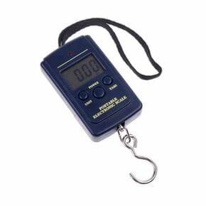 Весы электронные 40кг, портативные