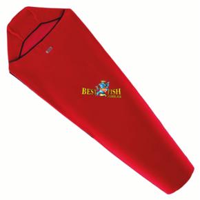 Вкладыш для спального мешка Ferrino Liner Thermal Mummy Red