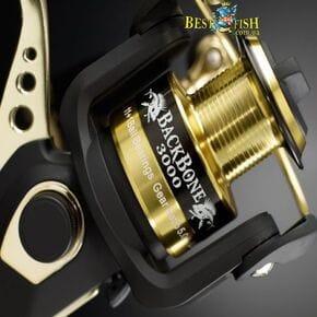 Безинерционная катушка WFT Backbone 4000