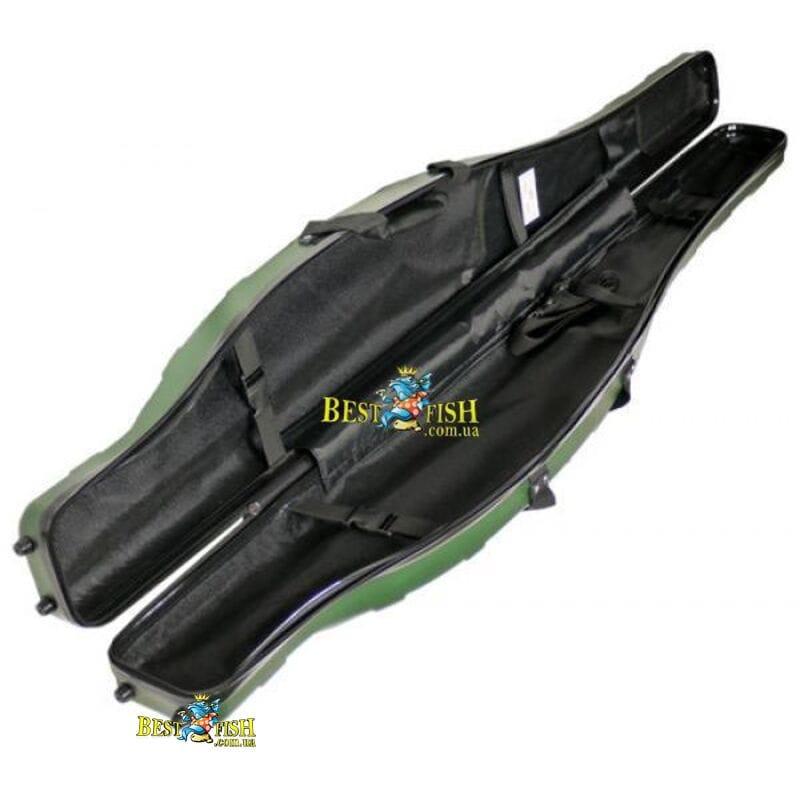 WFT/Rod Case 130cm Green
