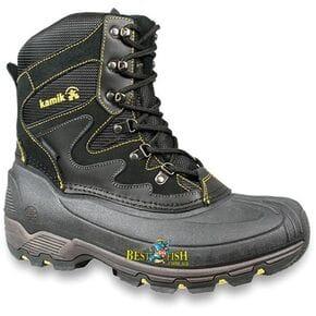 Ботинки зимние Kamik Black Jack