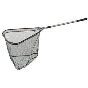 Подсака раскладная DAM с прорезиненной сеткой 2.40м голова 60см х 60см