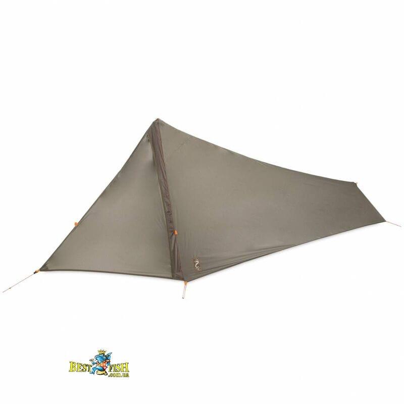 Палатка на треккинговых палках NEMO Spike Storm 1P