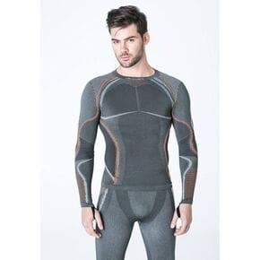 Термофутболка  Accapi Ergoracing Long Sleeve Shirt Man 967 anthracite