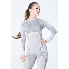 Термофутболка  Accapi X-Country Long Sleeve Shirt Woman 950 silver