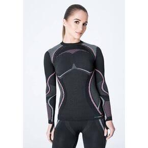 Термофутболка  Accapi Ergoracing Long Sleeve Shirt Woman 932 black