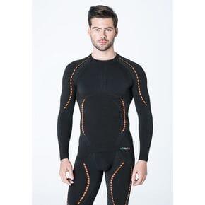 Термофутболка  Accapi X-Country Long Sleeve Shirt Man 999 black