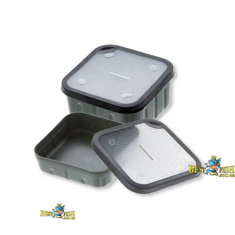 Набор коробок для живой насадки  Cormoran Maggot Box Assortment De Luxe