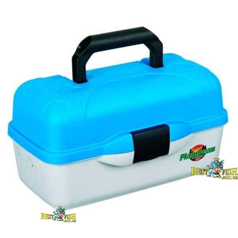 Ящик Flambeau 2-Tray Classic Tray Box