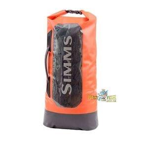 Водонепроницаемая сумка Simms Dry Creek Top Bright Orange