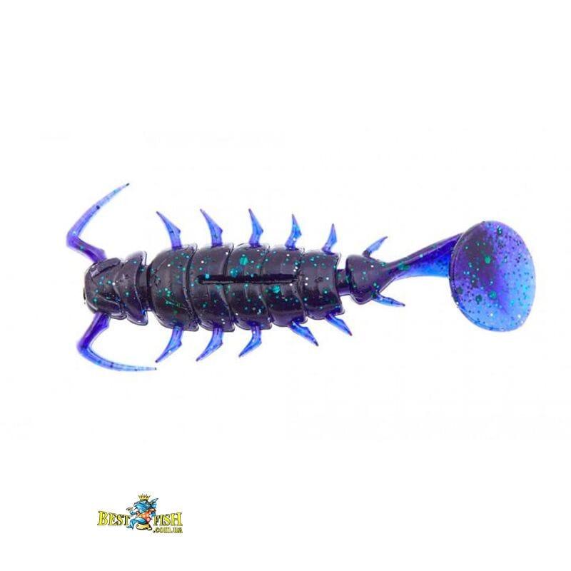 Виброхвост Lucky John Alien Bug 2,5 T52 7шт (140165-T52)